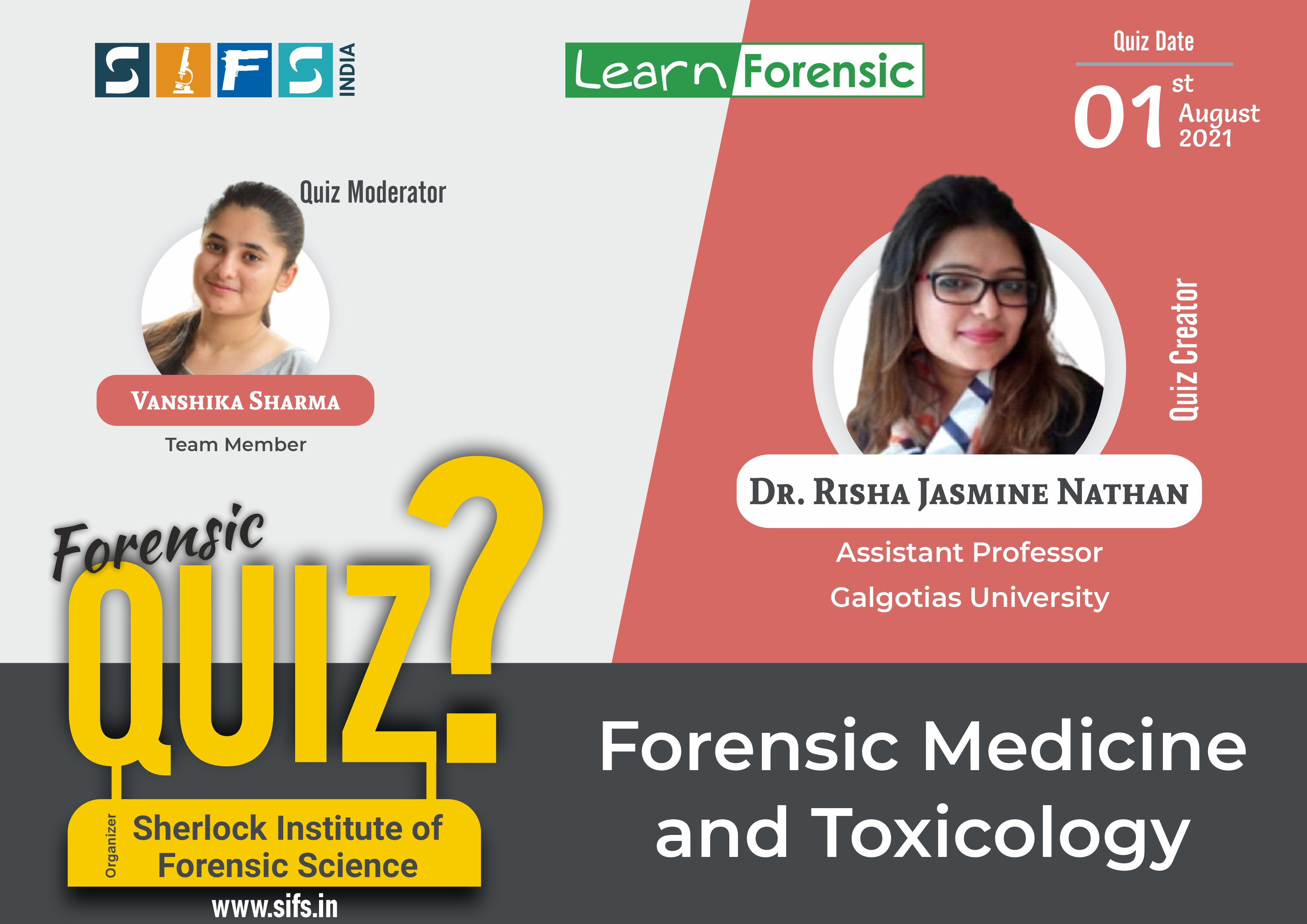 Forensic Medicine and Toxicology - Answers