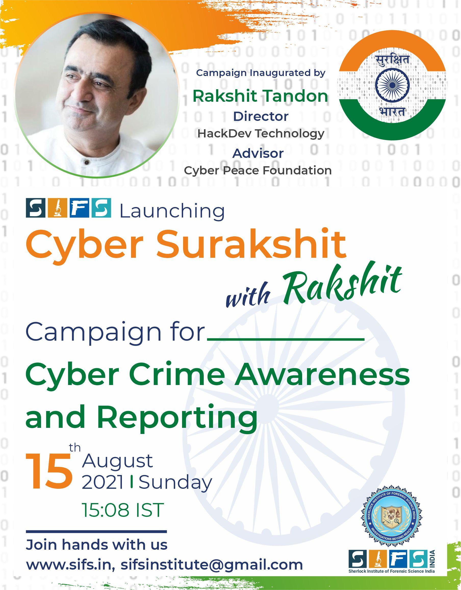 Cyber Crime Awareness Program