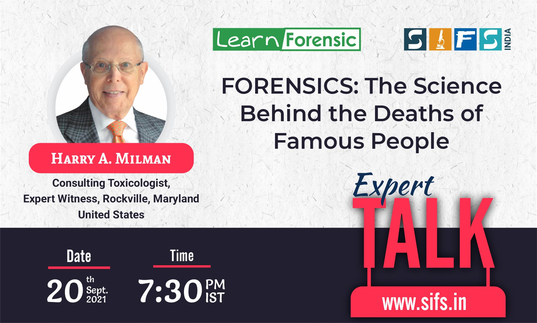 FORENSICS : The Science Behind the Deaths of Famous People
