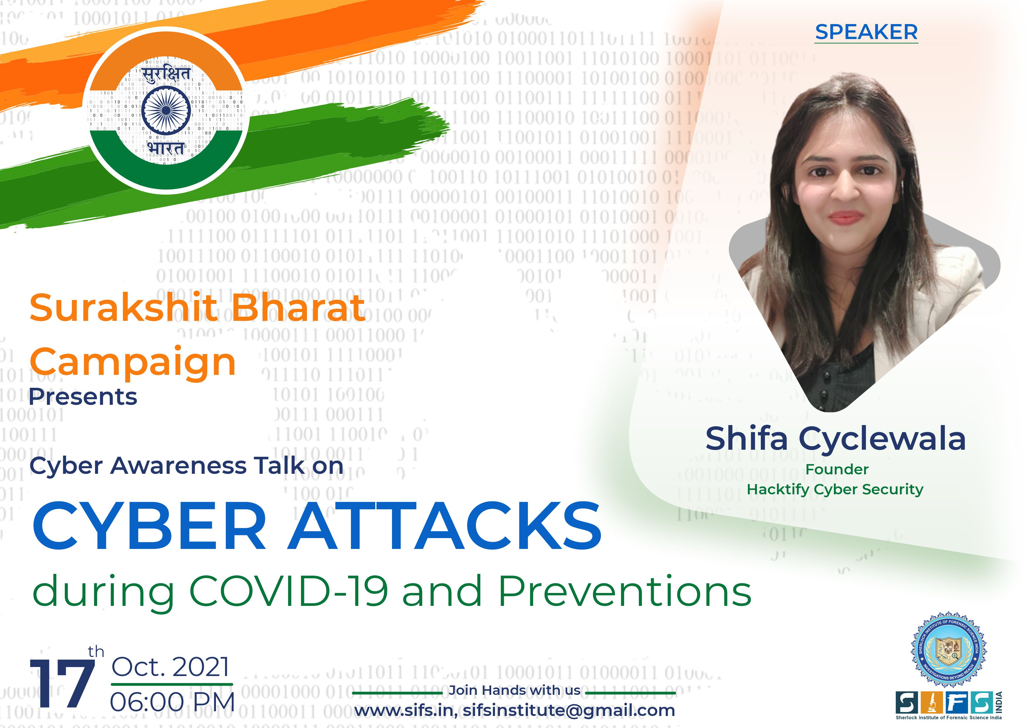 Cyber Attacks during COVID-19 and Preventions